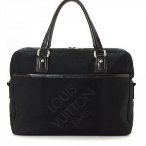 Black Briefcase Louis Vuitton